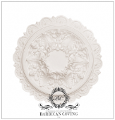 The Jean Valjean Plaster Ceiling Rose 457mm